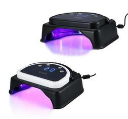 64W UV Nail Lamp Dryer LED Curing Light Nail Art Lamp For Ac