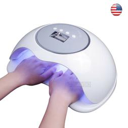 72W SUN Pro UV Lamp LED Nail Lamp Nail Dryer For All Gels Po