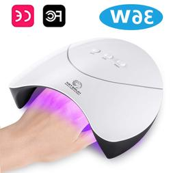 Beauty Personal Care Nail Polish Curing Lamps Dryer Curing F