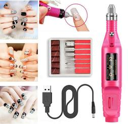 Dryer Phototherapy Manicure Tools Set Electric Nail Drill Gi