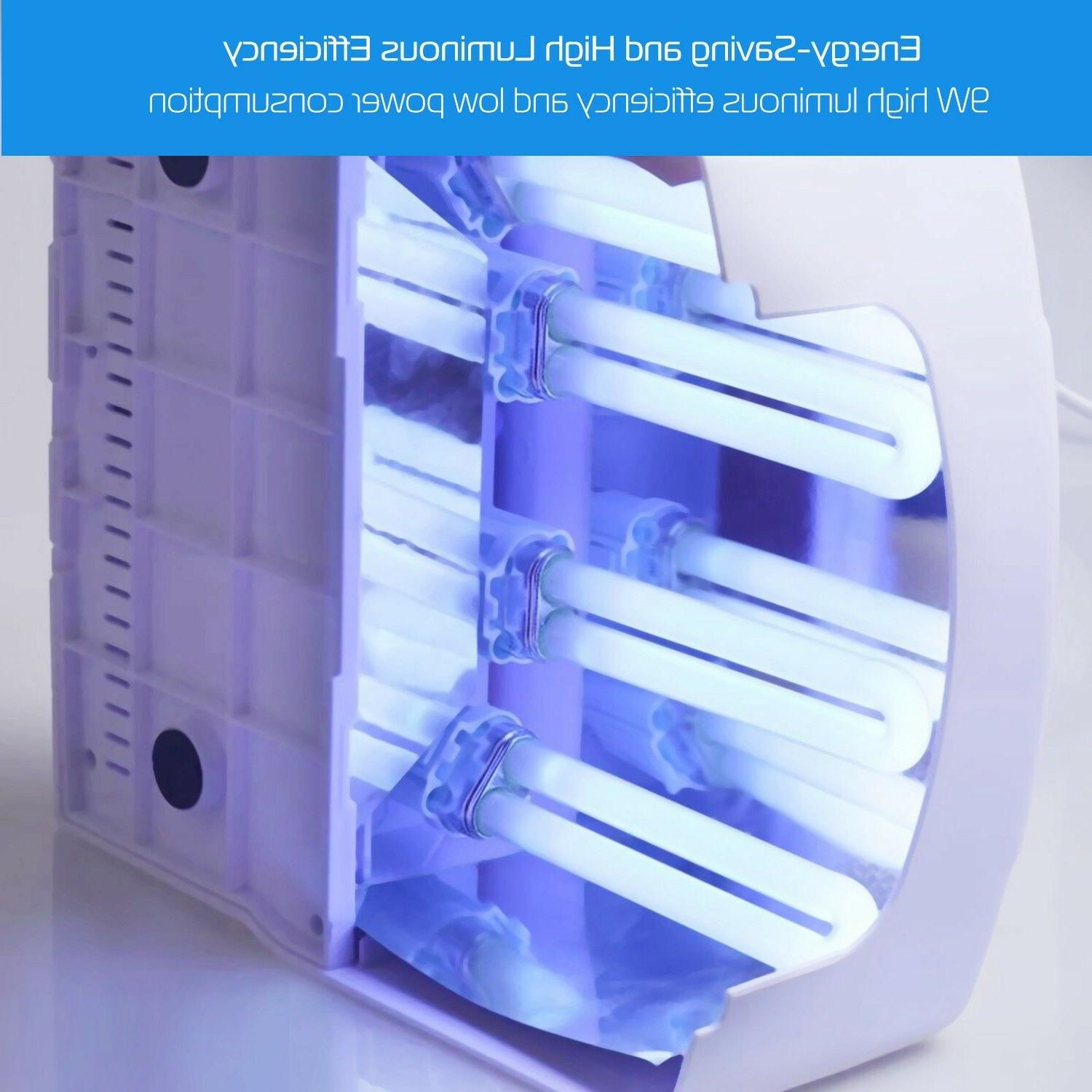 9W Bulb Nail Dryer U-shaped Gel Curing Replacement