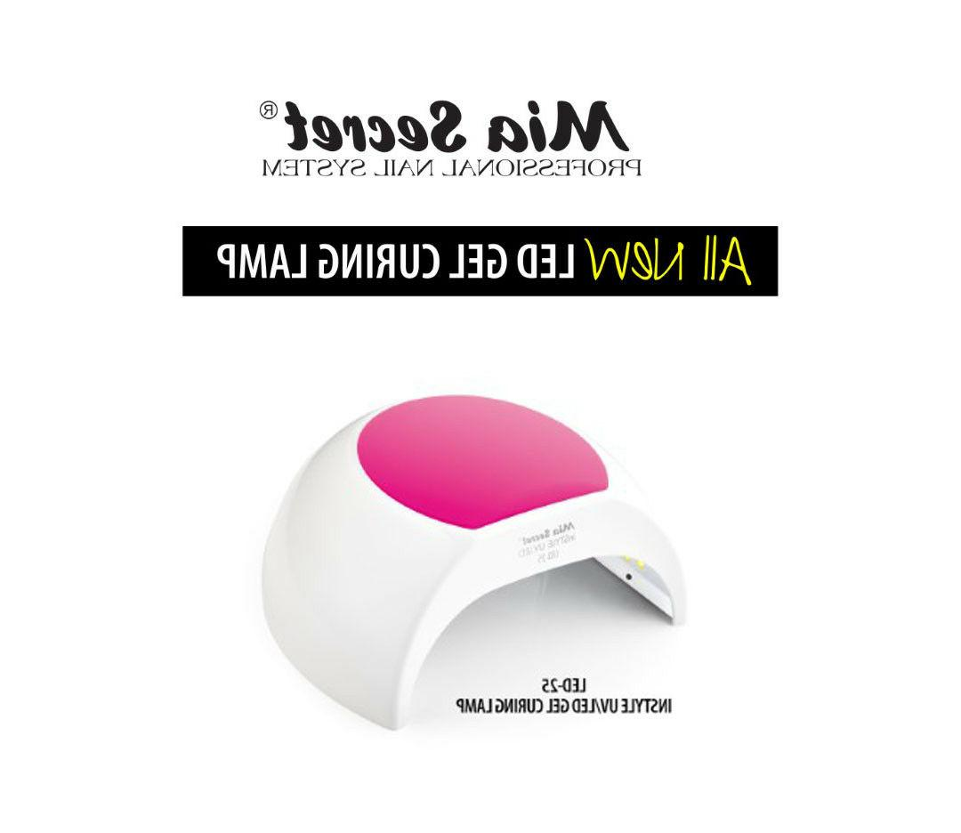 in style nail professional 48w uv led