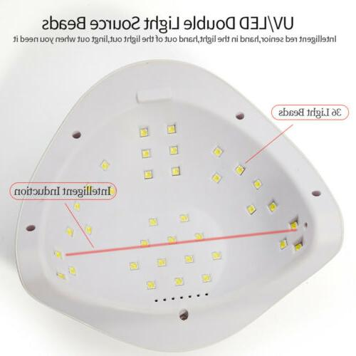 Star2 Nail UV Dryer Curing Lamp Manicure