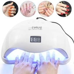 Professional LED UV Nail Dryer Gel Polish Lamp Light Curing