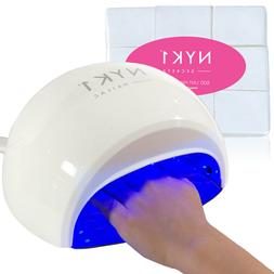 NYK1 Professional LED Gel Nail Lamp Polish Curing Dryer Cure