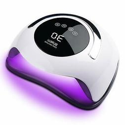 Professional LED UV Nail Dryer Gel Polish Lamp Salon Manicur