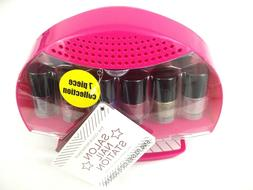 The Color Workshop Salon Nail Stations 7 pc Nail Dryer and P