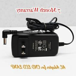 WARRANTY AC Adapter Replacement CND LED Light 36V 1A Lamp 10